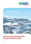 Factory Automation Solution Product Selection Guide