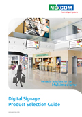Digital Signage Product Selection Guide