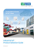 Industrial IoT Product Selection Guide