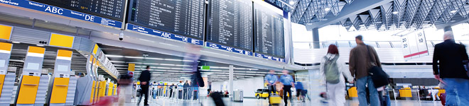 Passenger Signage Solutions