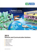 2013 Network and Communication Solutions