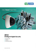 2013 Intelligent Digital Security