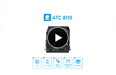 ATC 8110: In-vehicle Computer with AI Edge Telematics Solution