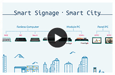 NEXCOM Intelligent Platform & Services - Smart Signage ‧ Smart City