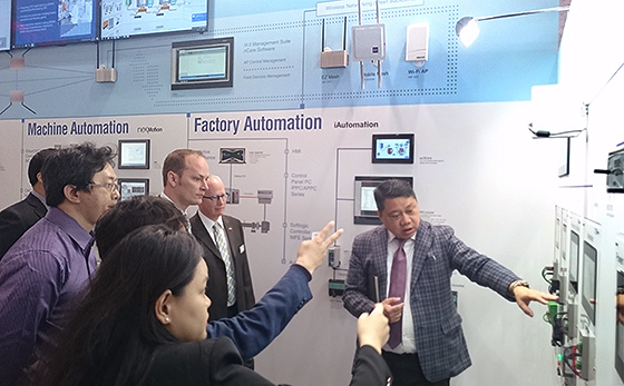 NEXCOM Stays Ahead with Rapid Innovation of Industry 4.0 at 2017 Hannover Messe