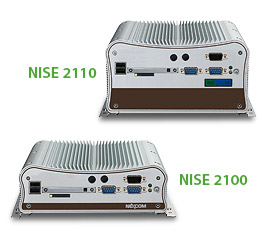 NEXCOM NISE 2100 Series - A Fanless PC with Built-in Intel