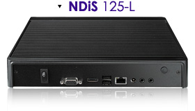 Digital Signage Player-NDiS125-L