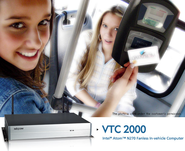 In-Vechile Computer Application-VTC 2000