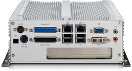 Fanless PC-NISE 3140M