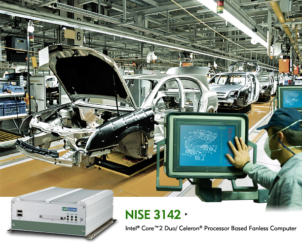 Fanless Computer NISE3142