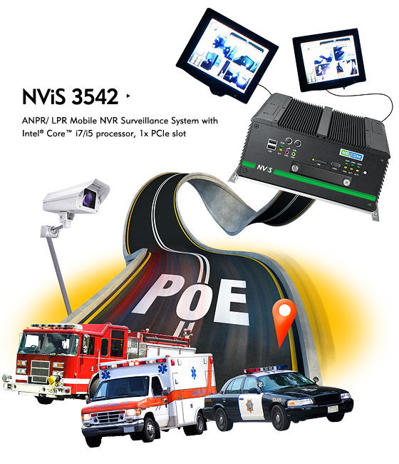 Mobile NVR NViS 3542