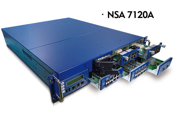 Intel Crystal Forest Network Communication NSA7120A