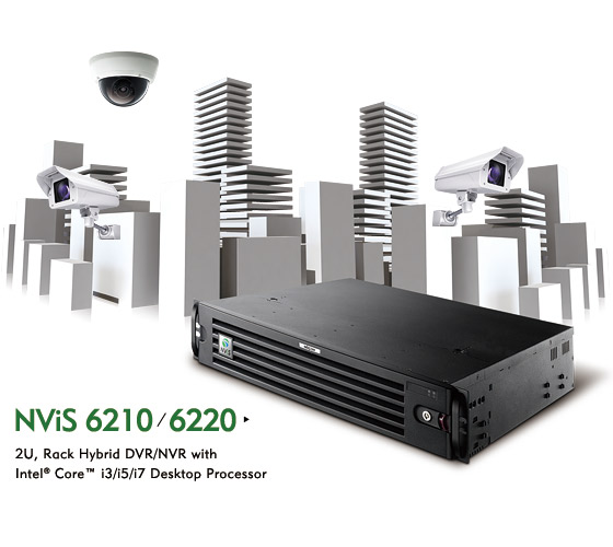 High-Powered Hybrid NVR with Analogue Talents Rules Security Surveillance