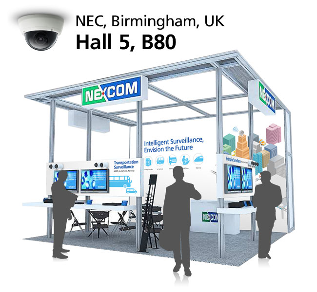 Witness Unrivalled Security Surveillance Developments at IFSEC International 2012