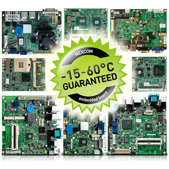 A Breakthrough in Operating Temperature Support for Embedded Boards