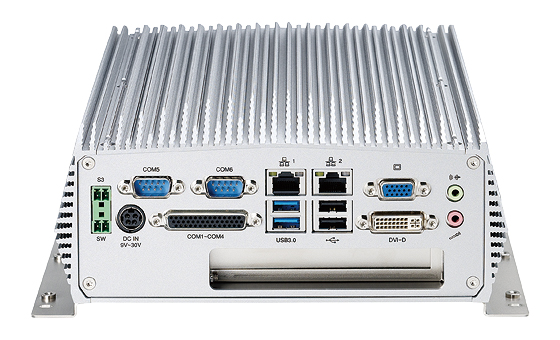fanless computer-NISE 3600