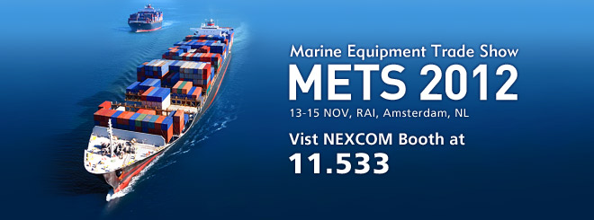 Marine Equipment Trade Show METS 2012