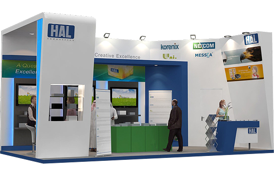 HAL to Demonstrate NEXCOM's Innovations at Gitex Technology Week 2012