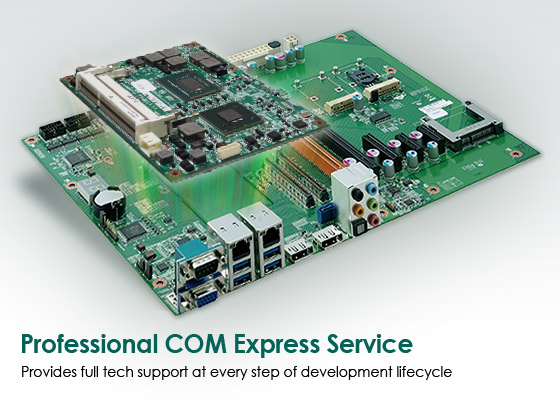 COM Express, computer-on-module, carrier board
