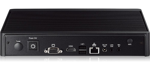 NDiS B322 Digital Signage Player is Certified by Navori QL PLAYER