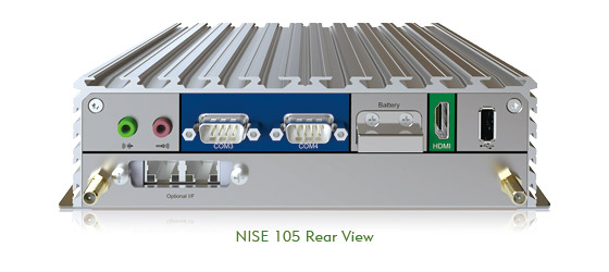 Fanless Computer -NISE 105