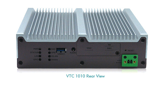 In-Vehicle Computer - VTC 1010