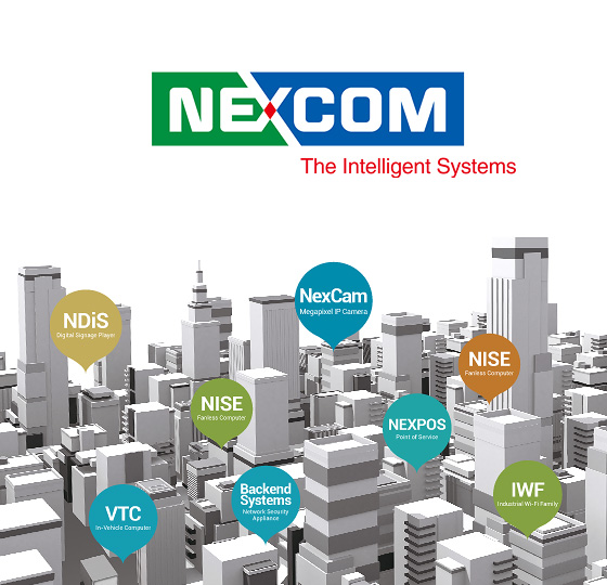 NEXCOM Repositions Its Mission in the New Era of Intelligent Systems