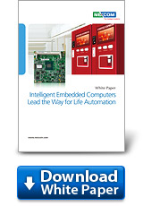Intelligent Embedded Computers Lead the Way for Life Automation