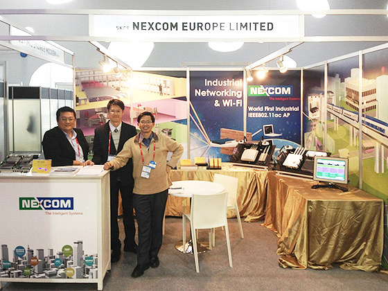NEXCOM's Networking and Industrial Wi-Fi Solutions Fuel the Opportunities in Big Data Market