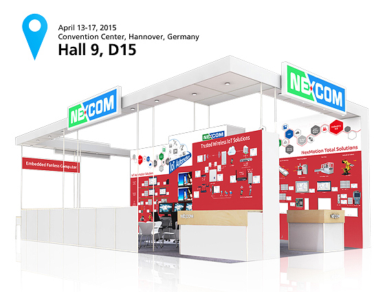 Explore NEXCOM's Latest IoT Automation Solutions at Hannover Messe