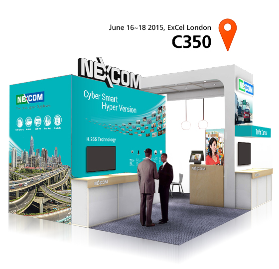 NEXCOM Brings the Latest Innovations to Security Surveillance at 2015 IFSEC