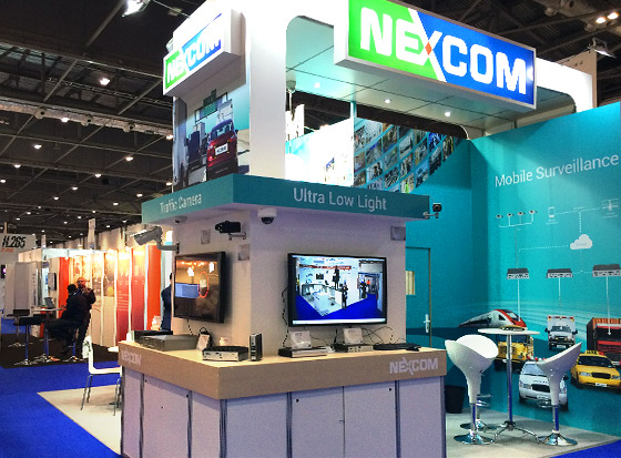 NEXCOM's Latest Security Surveillance Won High Appraisal at IFSEC