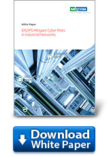 IDS/IPS Mitigate Cyber Risks in Industrial Networks