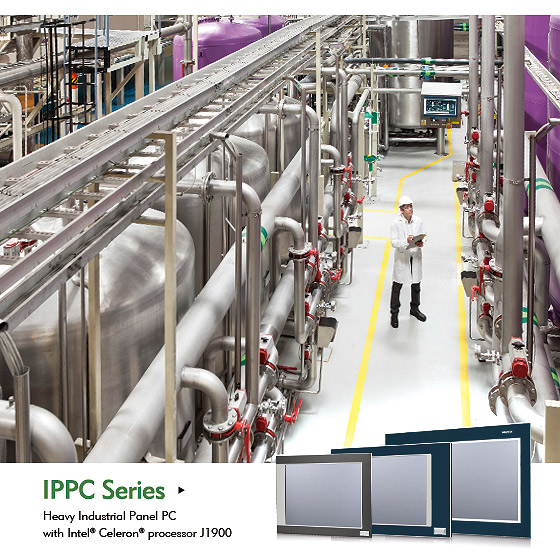 Industrial Panel PCs Renew HMI Controls with Enhanced Graphics, Interoperability, and Ruggedness