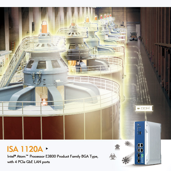 NEXCOM Security Hardware Increases Management Efficiency and Industrial Network Protection