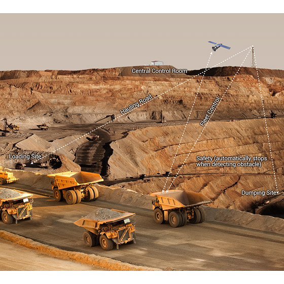 NEXCOM Vehicle Mount Computer Enhances Safety, Production & Asset Management At Mines