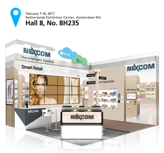 NEXCOM to Demonstrate Applications of Advanced Transportation Computer Technology at InnoTrans 2016