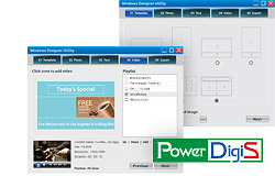 PowerDigiS for Content Management (Optional)