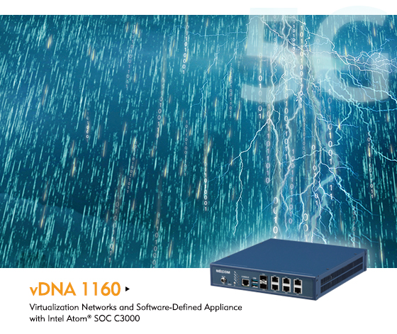 Desktop Appliance vDNA 1160 Smoothens the Transition to 5G