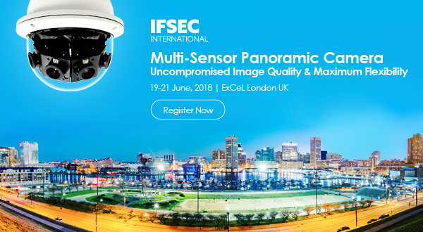 IFSEC: June 19-21, 2018 – ExCeL London, UK