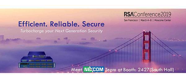 NEXCOM RSA Conference 2019