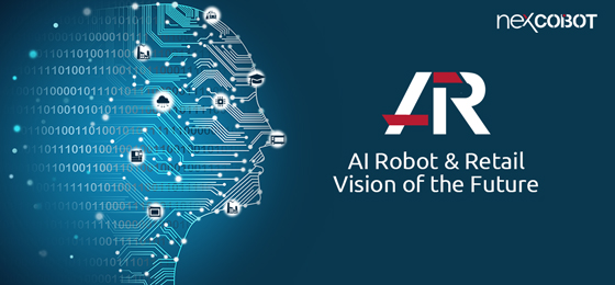AI Robot & Retail Vision of the Future