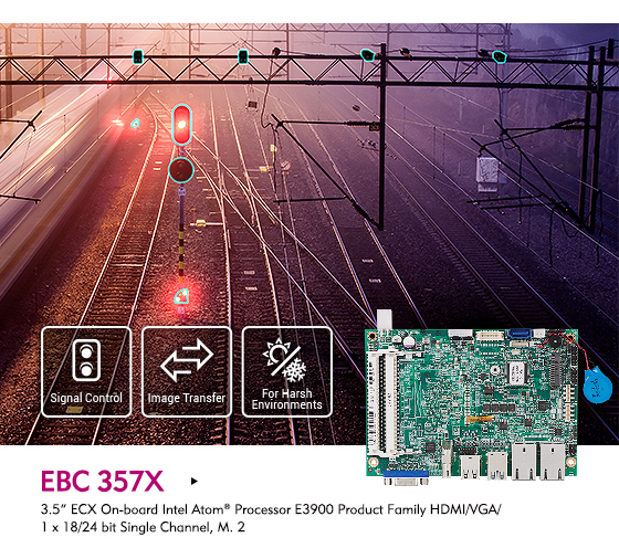 """Enjoy Superior Graphic Output and Low Power Usage with Enhanced EBC 357X 3.5"""" Boards"""