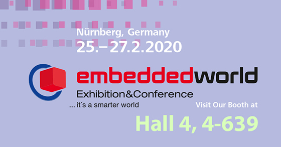 NEXCOM Embedded World 2020