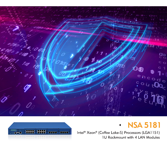 NEXCOM Launches NSA 7146, a Verified Intel® Select Solution for NFVI
