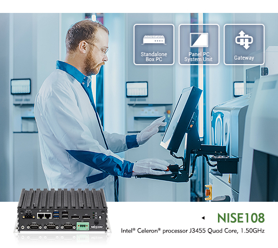 Efficiency Meets Practicality in the NISE 108 Industrial Gateway