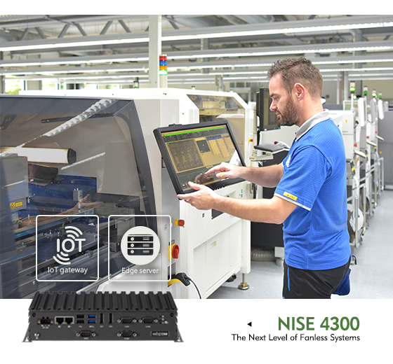 NISE 4300: The Next Level of Fanless Systems