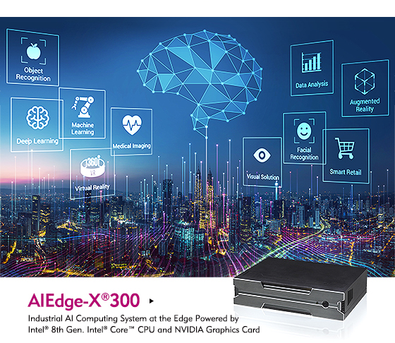 Attention Customers: The AIEdge-X®300 is Ready to Take You on a Visual Journey