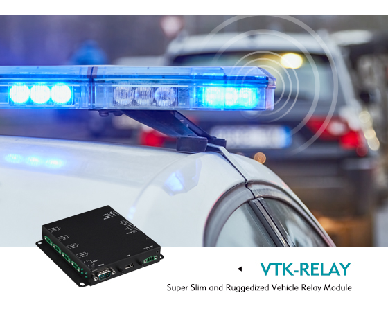 VTK-RELAY: The Multipurpose Relay Module for Vehicular Computing Systems