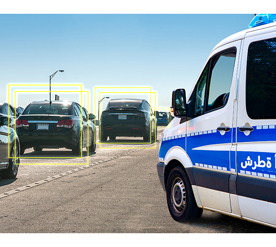 Abu Dhabi Police Implements Smart AI Patrol